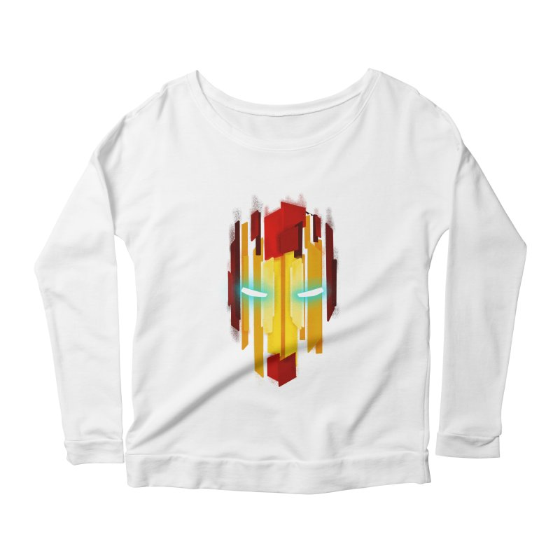Gabe's Iron Man Women's Longsleeve T-Shirt by Sam Stone's Shop