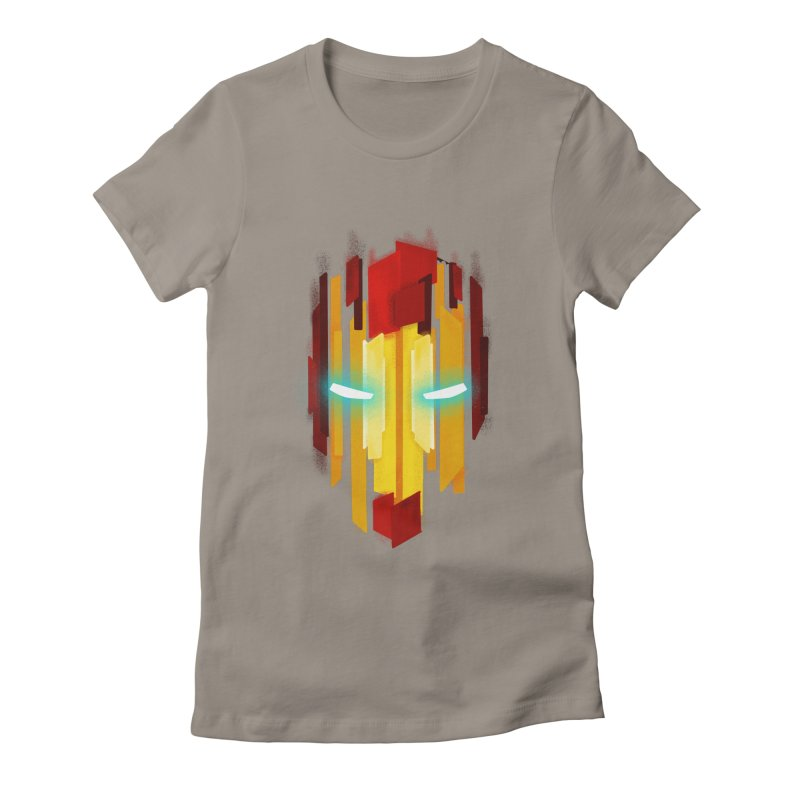 Gabe's Iron Man Women's T-Shirt by Sam Stone's Shop