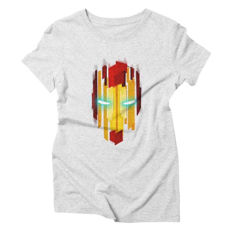 Gabe's Iron Man Women's Triblend T-Shirt by Sam Stone's Shop
