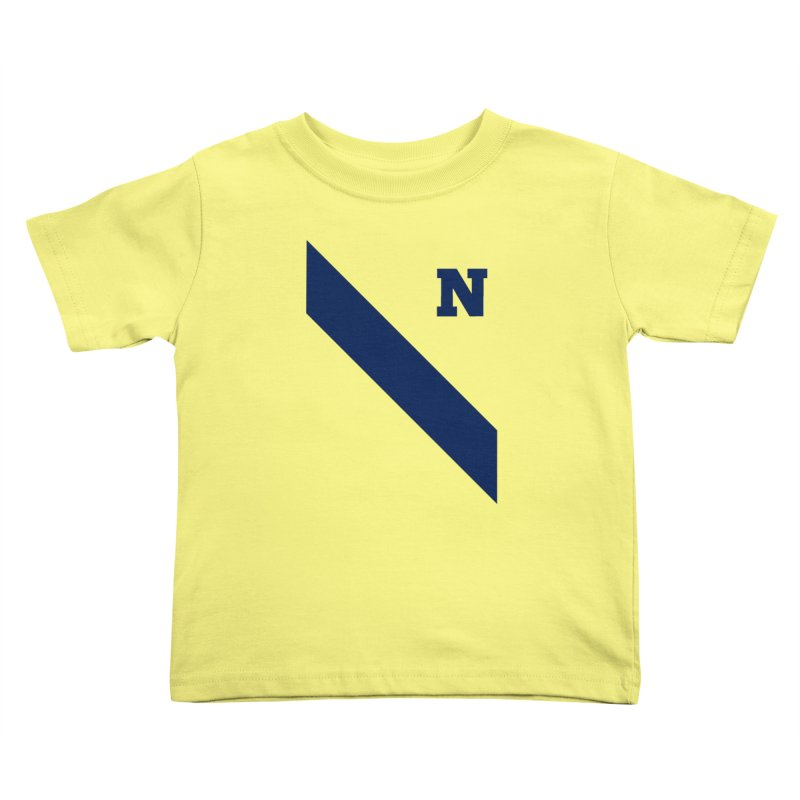 Navy Crew Kids Toddler T-Shirt by Sam Stone's Shop