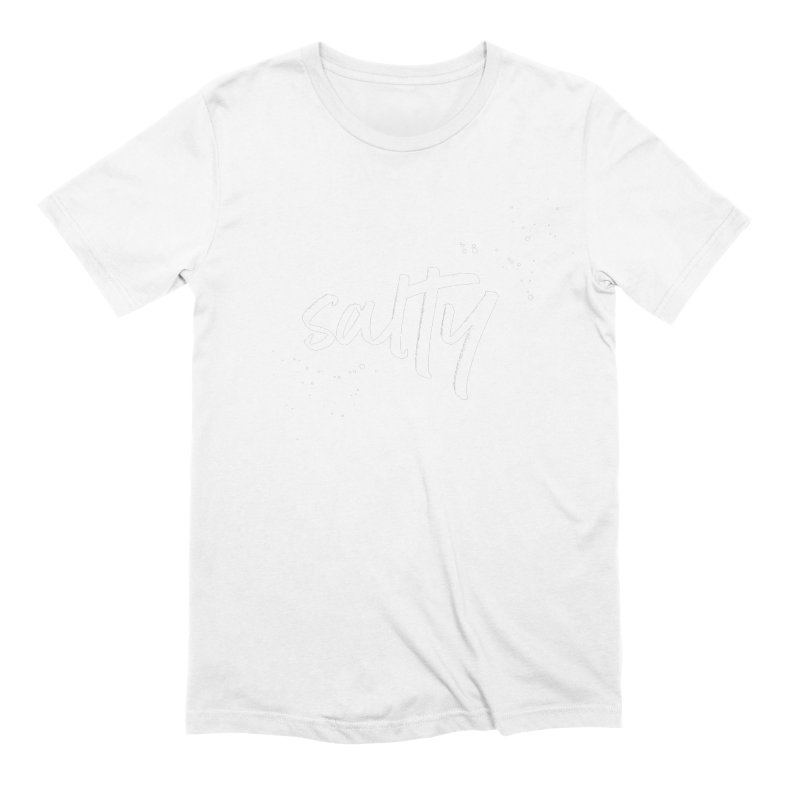 Salty Men's Extra Soft T-Shirt by Sam Stone's Shop