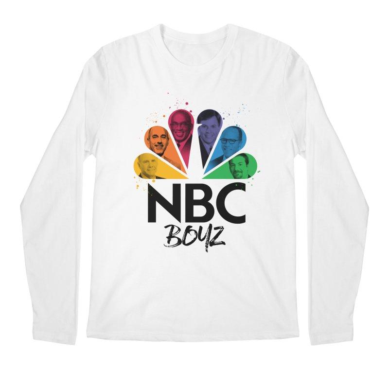 NBC Boyz Men's Longsleeve T-Shirt by Sam Stone's Shop