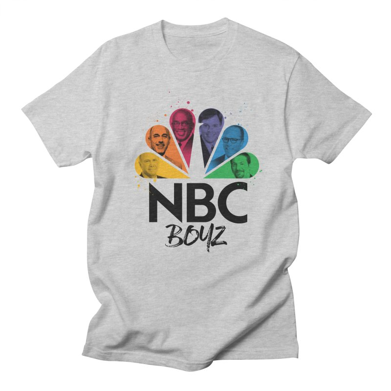 NBC Boyz Women's Unisex T-Shirt by Sam Stone's Shop