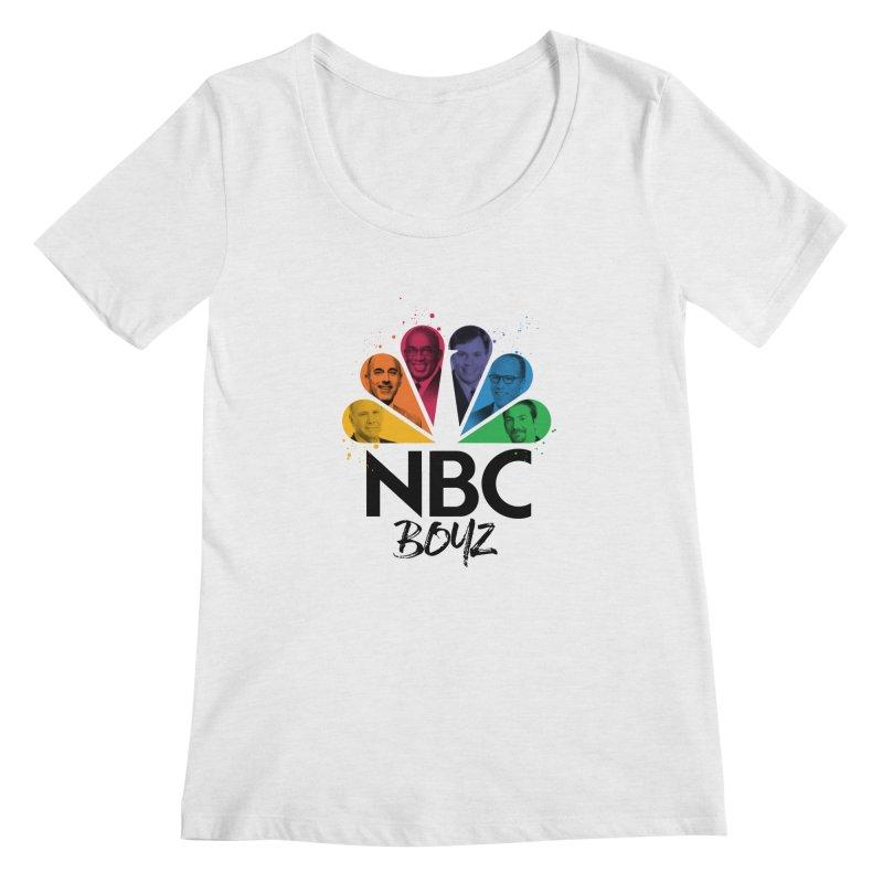 NBC Boyz Women's Scoopneck by Sam Stone's Shop
