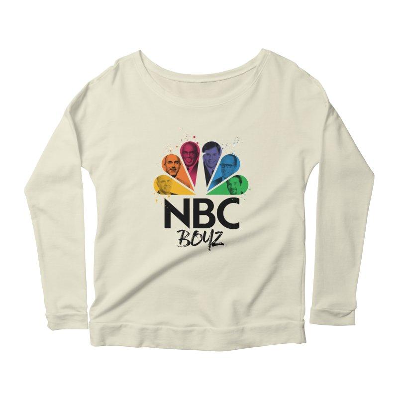 NBC Boyz Women's Longsleeve Scoopneck  by Sam Stone's Shop