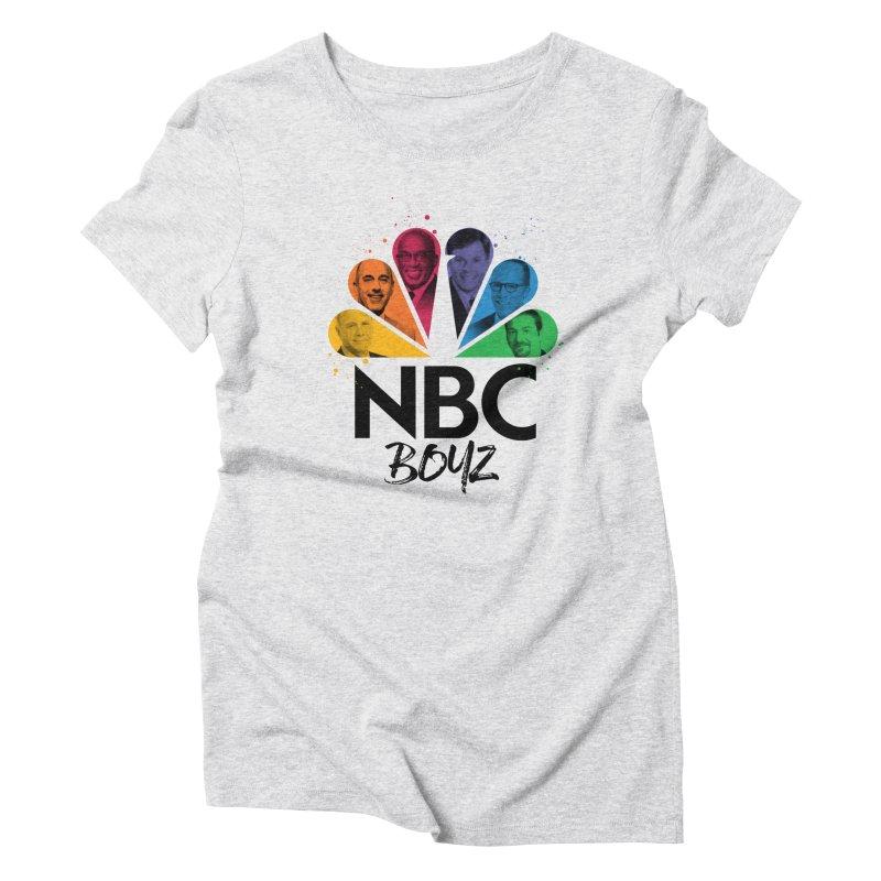 NBC Boyz Women's Triblend T-shirt by Sam Stone's Shop