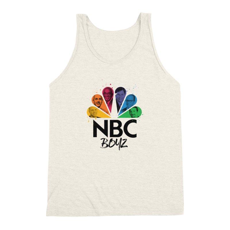 NBC Boyz Men's Triblend Tank by Sam Stone's Shop