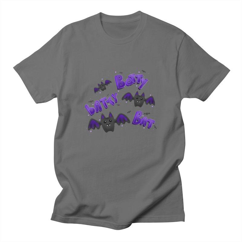Batty Batty Bat Men's T-Shirt by Sam Stone's Shop