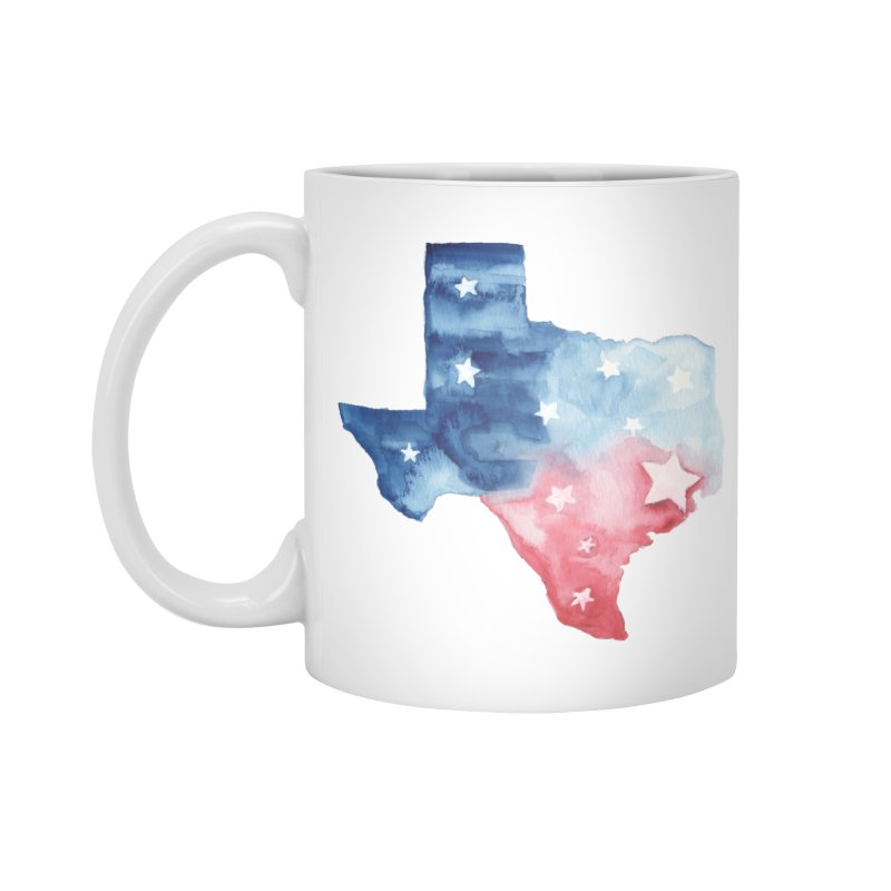 For Texas Accessories Standard Mug by Sam Stone's Shop