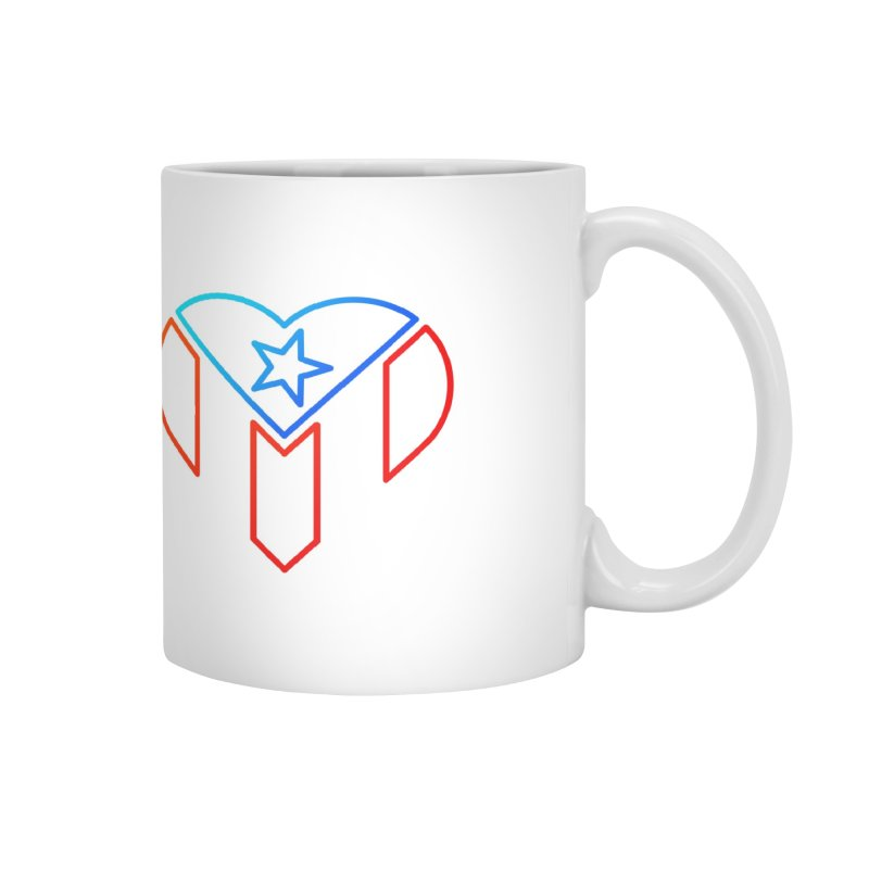 For Puerto Rico Accessories Mug by Sam Stone's Shop