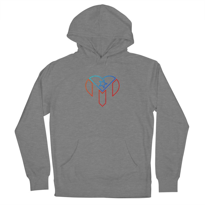 For Puerto Rico Men's Pullover Hoody by Sam Stone's Shop