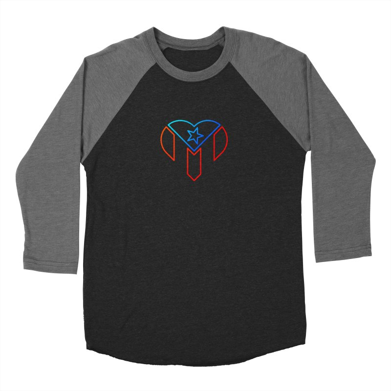 For Puerto Rico Women's Longsleeve T-Shirt by Sam Stone's Shop