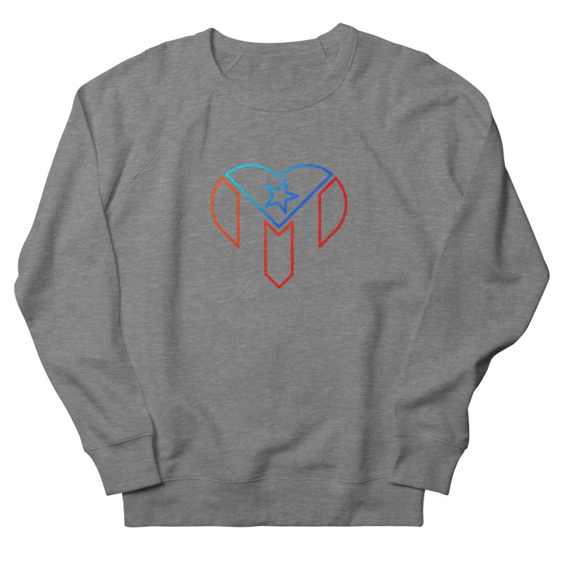 For Puerto Rico Women's Sweatshirt by Sam Stone's Shop