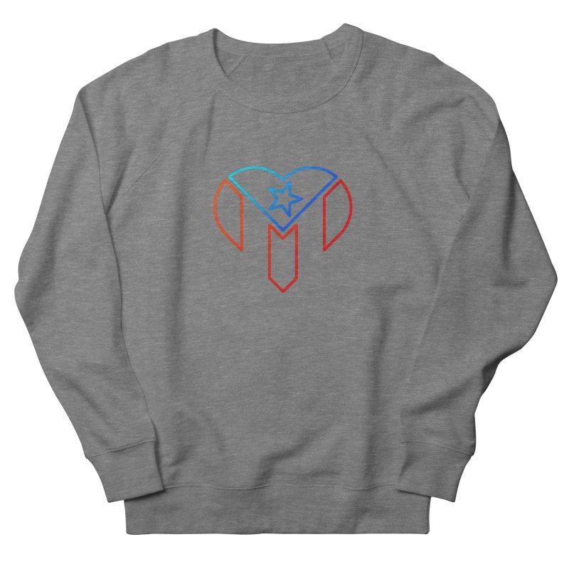 For Puerto Rico Men's Sweatshirt by Sam Stone's Shop