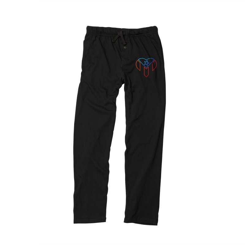 For Puerto Rico Men's Lounge Pants by Sam Stone's Shop