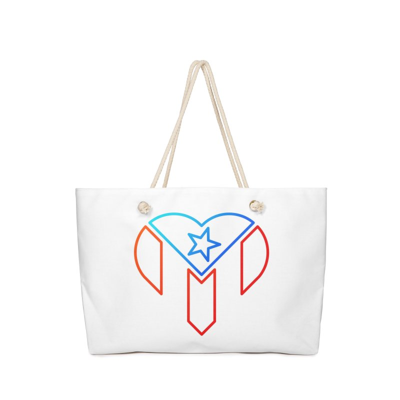 For Puerto Rico Accessories Bag by Sam Stone's Shop