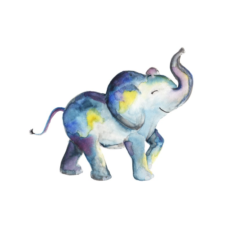 bebé elefante Kids Toddler T-Shirt by Sam Stone's Shop