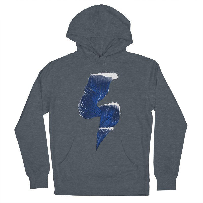 Power Of the Sea Women's Pullover Hoody by samuelrd's Shop