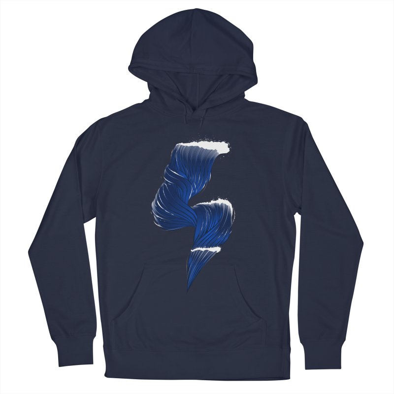 Power Of the Sea Men's Pullover Hoody by samuelrd's Shop