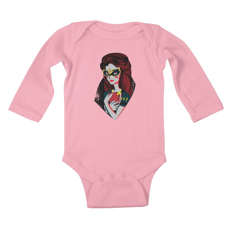 The Truth Or Something Beautiful Kids Baby Longsleeve Bodysuit by samuelrd's Shop