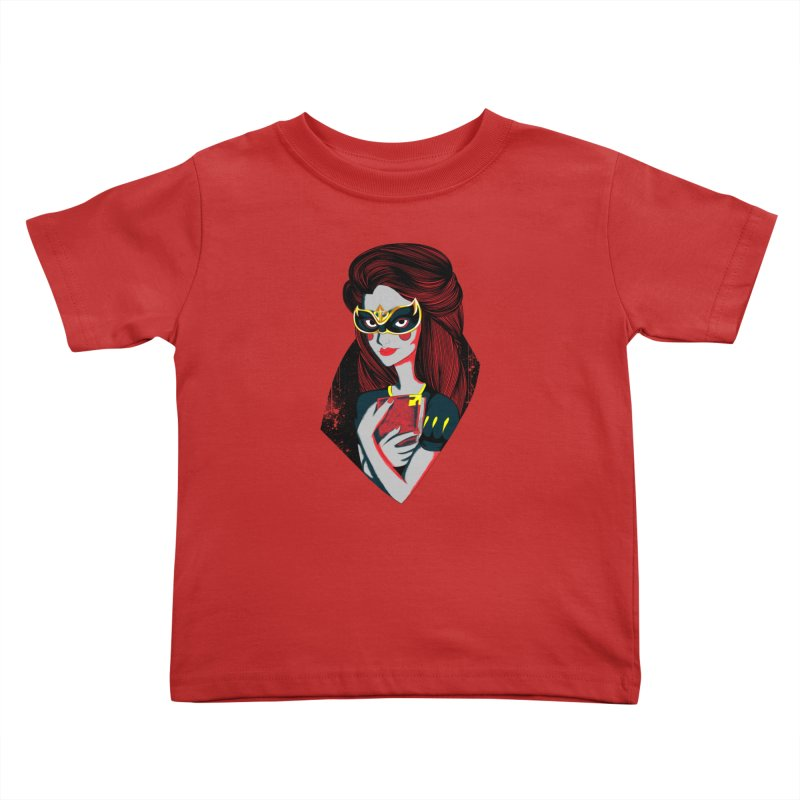 The Truth Or Something Beautiful Kids Toddler T-Shirt by samuelrd's Shop