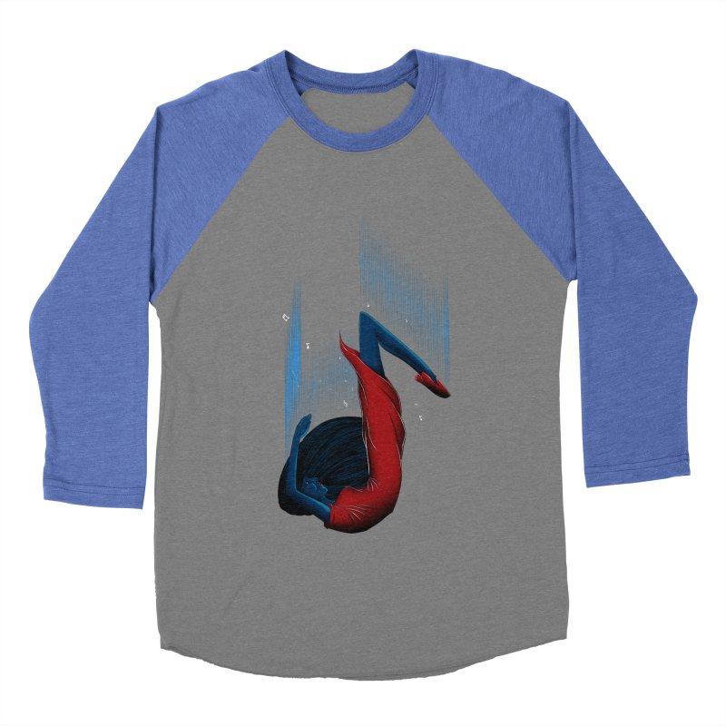 Beyond Music Women's Baseball Triblend T-Shirt by samuelrd's Shop
