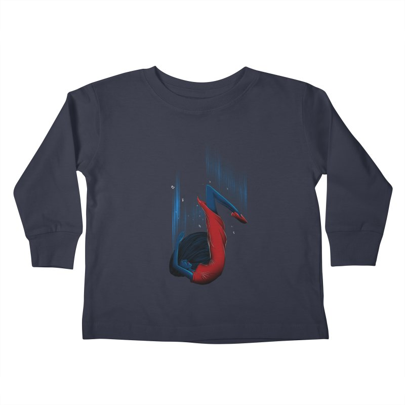 Beyond Music Kids Toddler Longsleeve T-Shirt by samuelrd's Shop