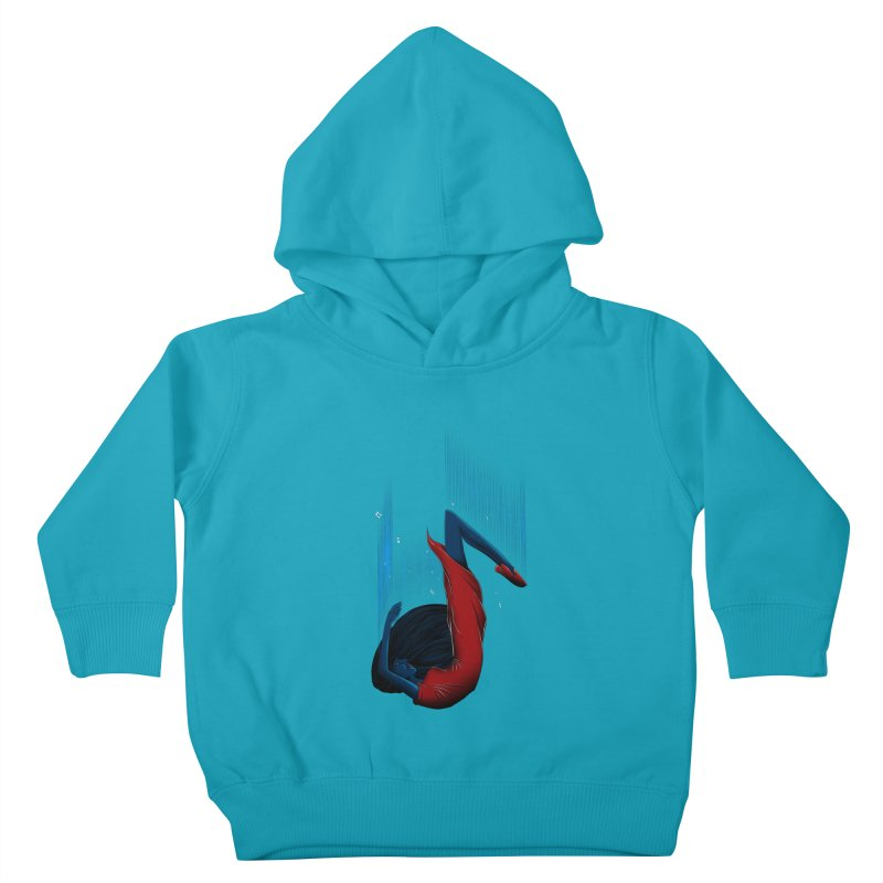 Beyond Music Kids Toddler Pullover Hoody by samuelrd's Shop