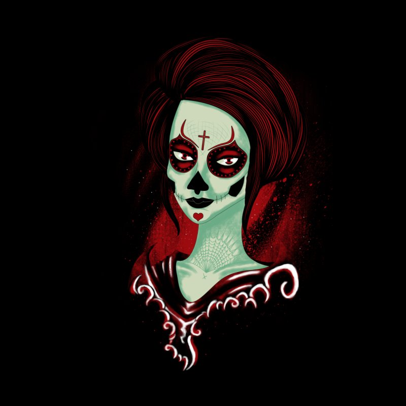 Death Girl None  by samuelrd's Shop
