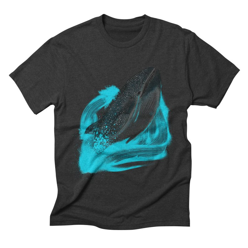 Tears Or the Sea Men's Triblend T-shirt by samuelrd's Shop