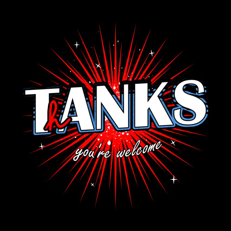 T(h)anks !   by samuelrd's Shop
