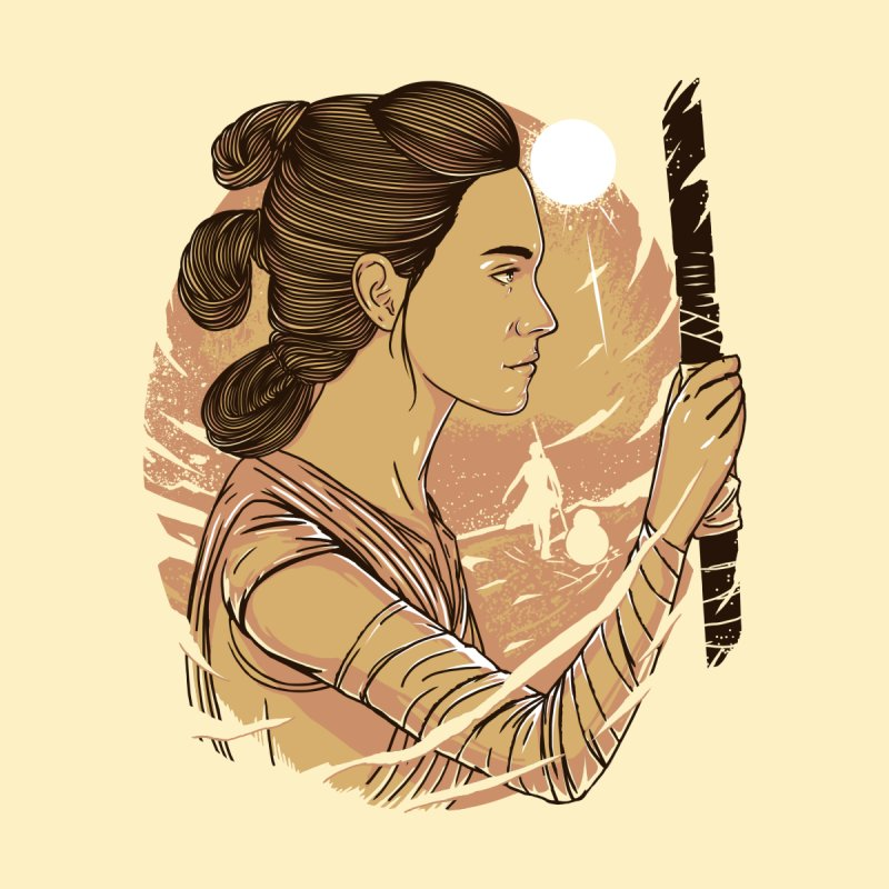 Rey Men's V-Neck by samuelrd's Shop