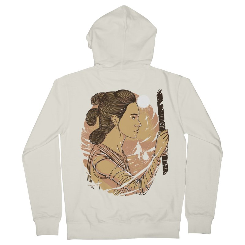 Rey Women's Zip-Up Hoody by samuelrd's Shop