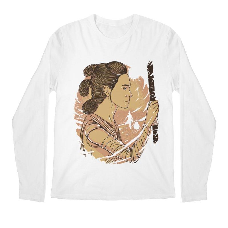 Rey Men's Longsleeve T-Shirt by samuelrd's Shop