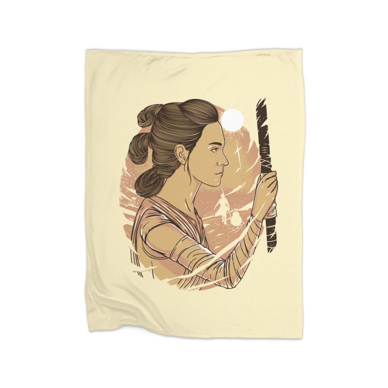 Rey Home Blanket by samuelrd's Shop