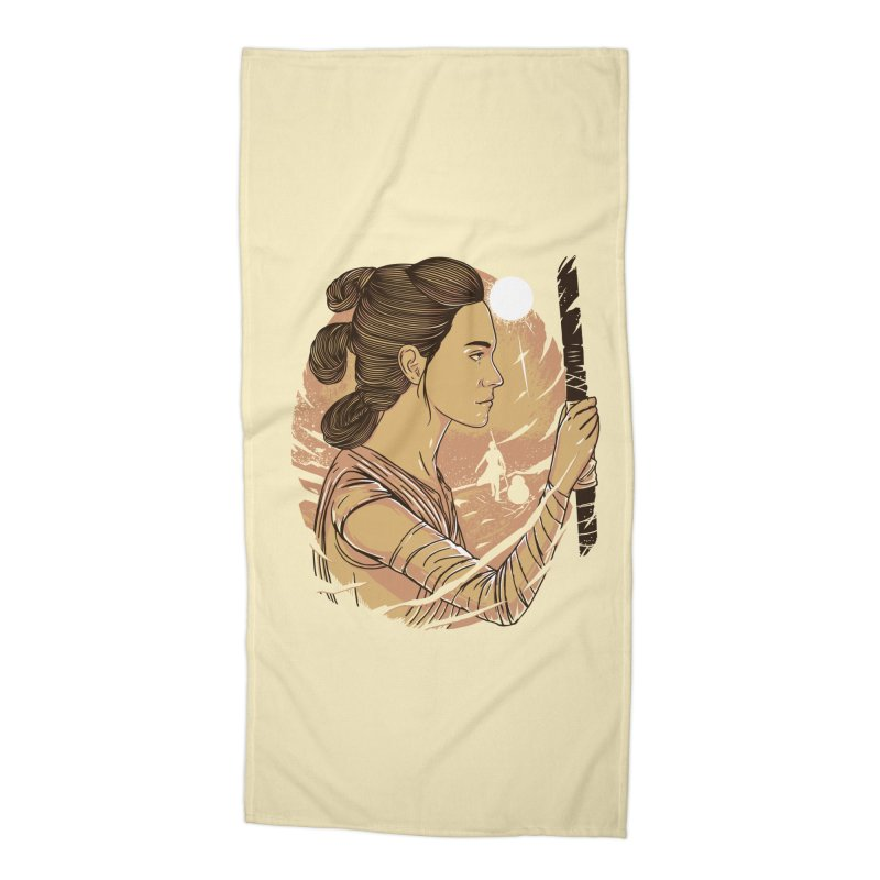 Rey Accessories Beach Towel by samuelrd's Shop