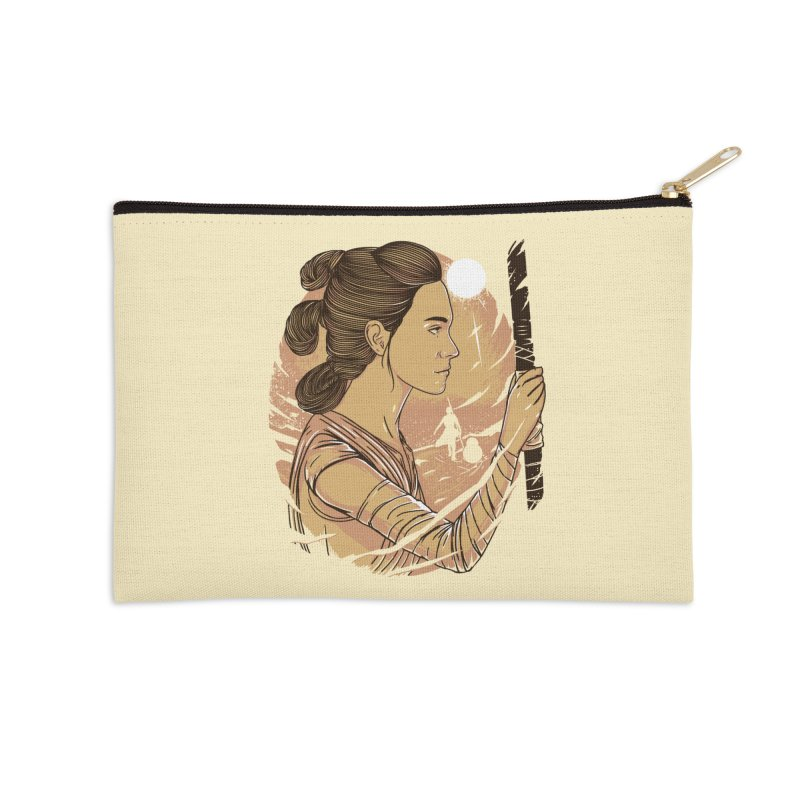 Rey Accessories Zip Pouch by samuelrd's Shop
