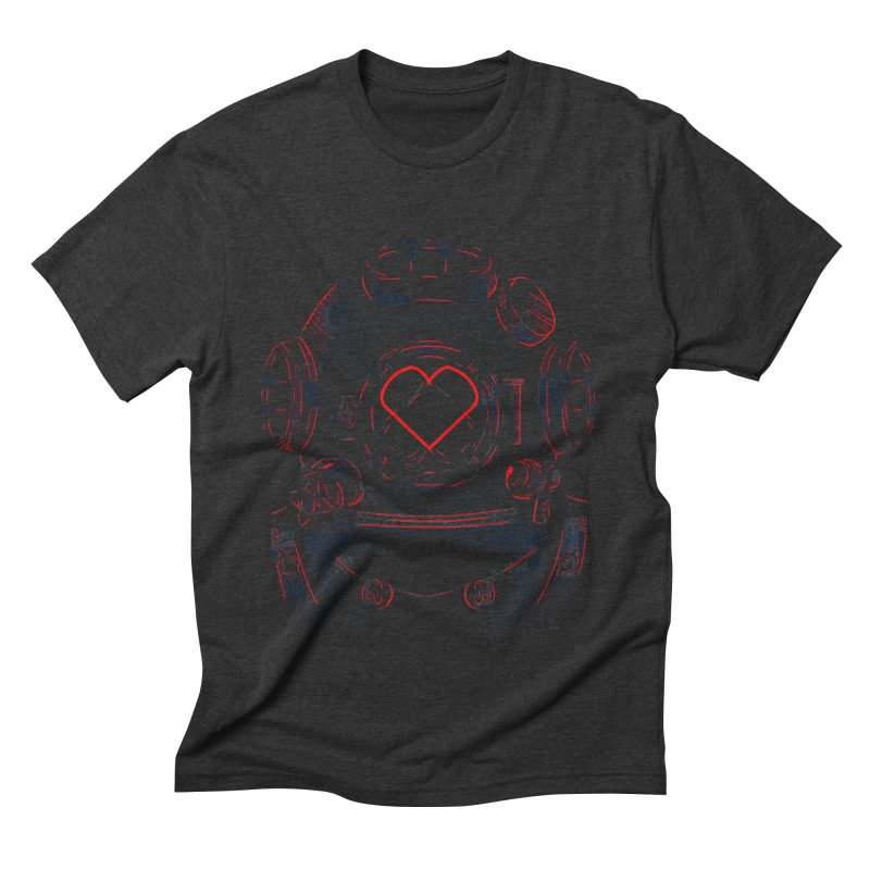 Lost Lover  Men's Triblend T-Shirt by samuelrd's Shop