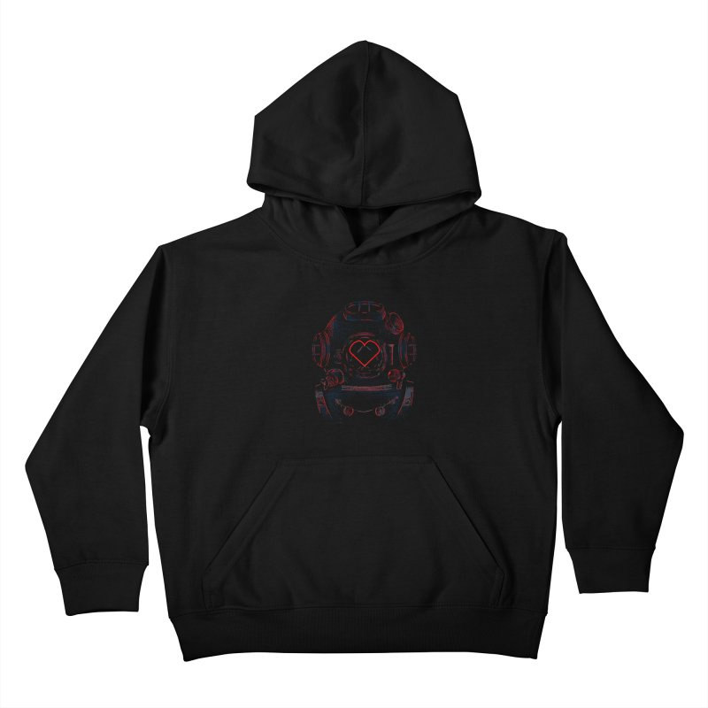 Lost Lover  Kids Pullover Hoody by samuelrd's Shop