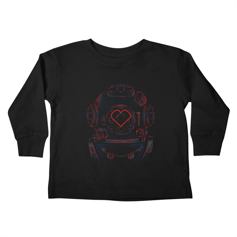 Lost Lover  Kids Toddler Longsleeve T-Shirt by samuelrd's Shop