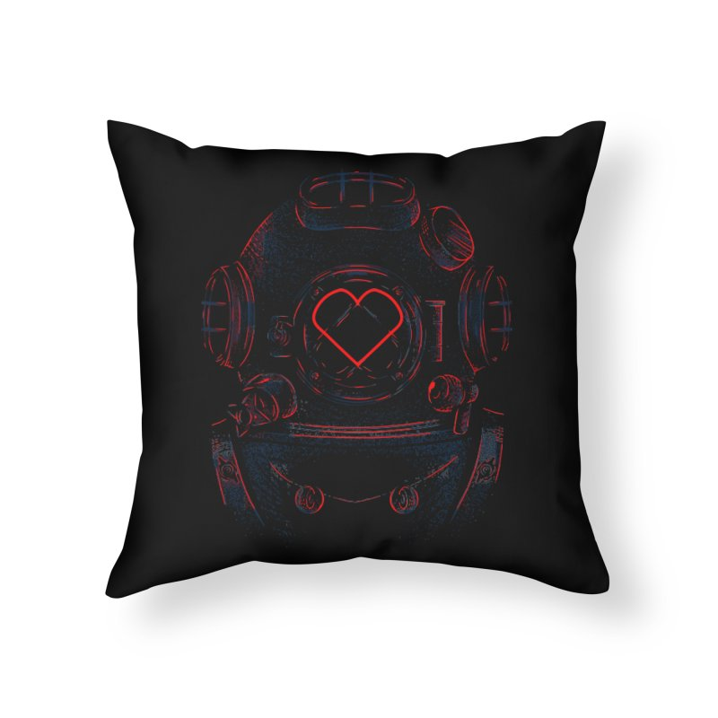 Lost Lover  Home Throw Pillow by samuelrd's Shop