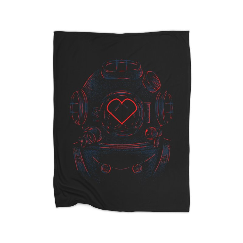 Lost Lover  Home Blanket by samuelrd's Shop