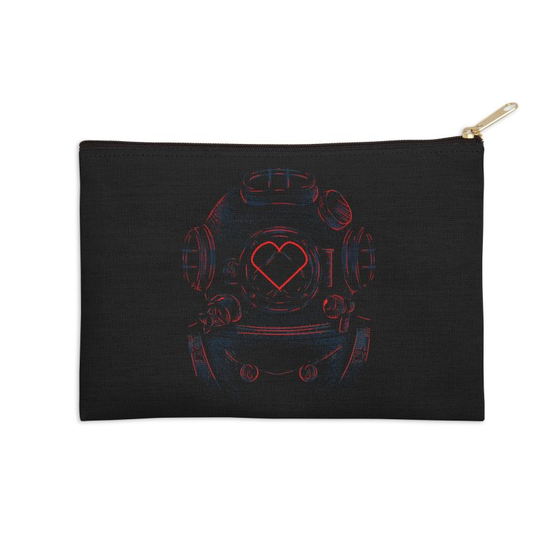 Lost Lover  Accessories Zip Pouch by samuelrd's Shop