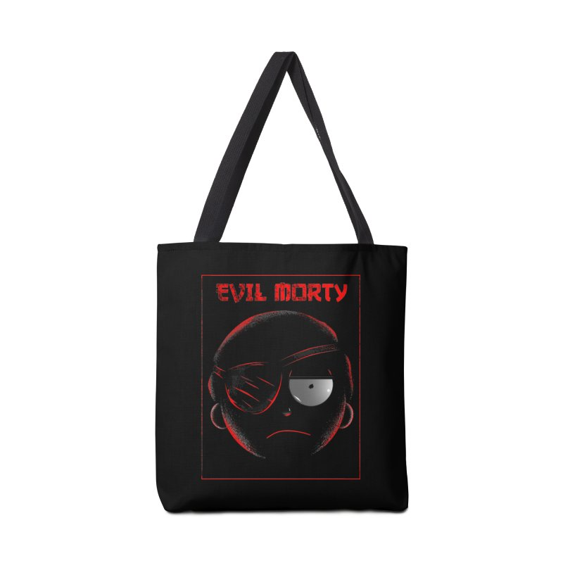 Evil Morty Accessories Bag by samuelrd's Shop