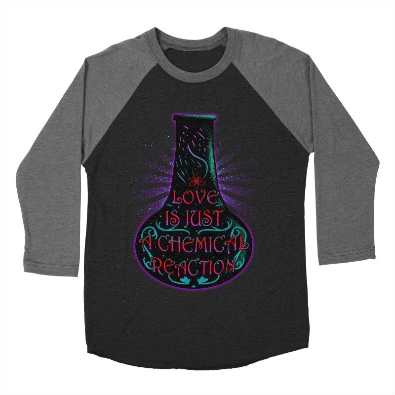Love Is Women's Baseball Triblend T-Shirt by samuelrd's Shop