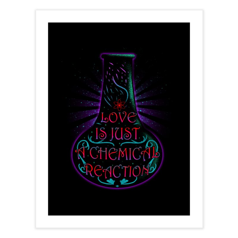 Love Is Home Fine Art Print by samuelrd's Shop