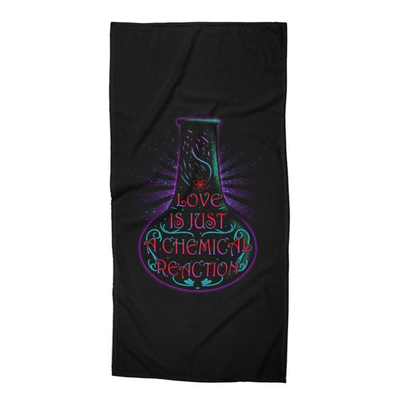 Love Is Accessories Beach Towel by samuelrd's Shop