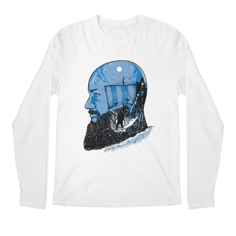 Ragnar Men's Longsleeve T-Shirt by samuelrd's Shop