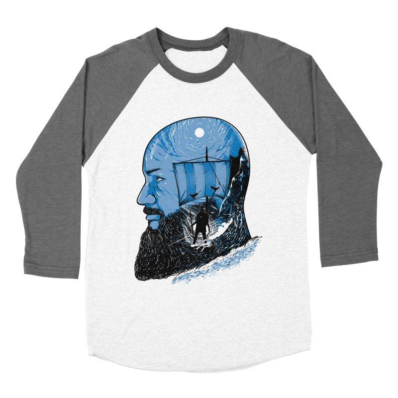 Ragnar Women's Baseball Triblend T-Shirt by samuelrd's Shop
