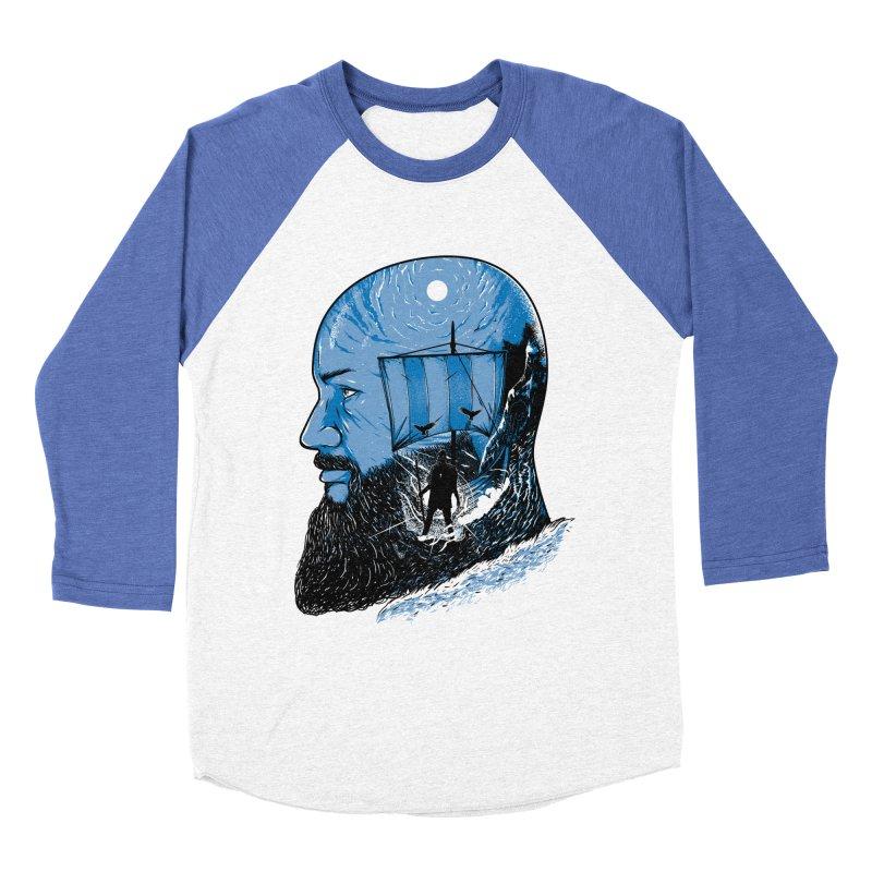 Ragnar Men's Baseball Triblend T-Shirt by samuelrd's Shop